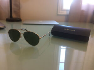 Selling Authentic Burberry Sunglasses with Original Case and Box
