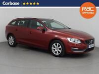 2014 VOLVO V60 D4 [181] Business Edition 5dr SportWagon Estate