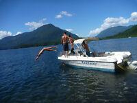 19' Campion Explorer Sport Utility Boat