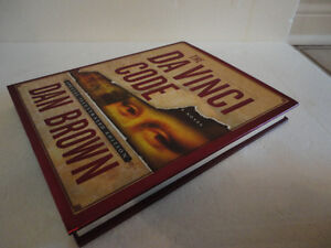 The Da Vinci Code Dan Brown Hardcover Book with dust jacket London Ontario image 2