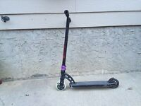 Custom freestyle scooter