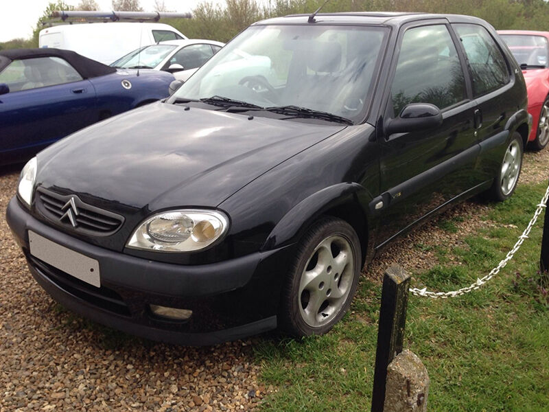 Your Guide to Buying a Used Citroen Saxo