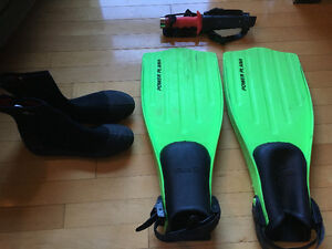 Fins, Booties for Sale