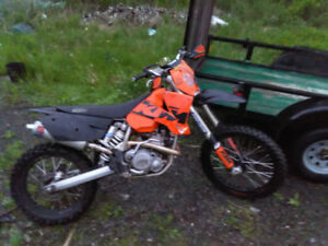 2006 450 KTM SX for sale or trade