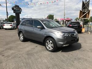 Acura MDX 4WD-CUIR-TOIT-8 PASSAGERS-DEMAREUR A DISTANCE 2008