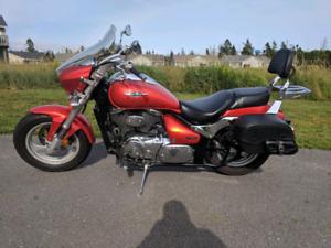 2010 Suzuki Boulevard M50