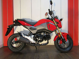 Honda MSX 125, Brand New, 0% FINANCE