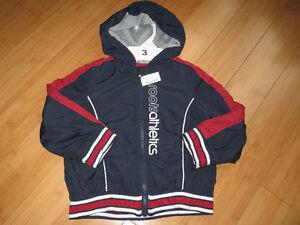 Boys Jackets - Size 3