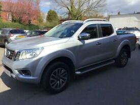 2017 Nissan Navara Double Cab Pick Up Tekna 2.3dCi 190 4WD Auto Pick Up Diesel A