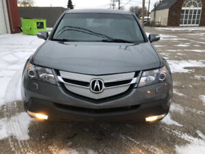 2009 ACURA MDX CLEAN TITLE,GPS SUNROOF  For Sale !!ONLY $12999