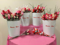 Wooden Roses - Victoriaville Centre/Mall
