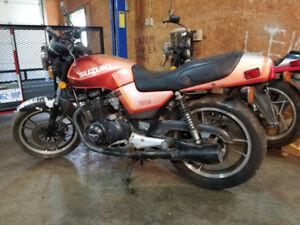 1983 Suzuki GS 400E