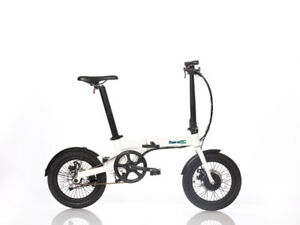 "Light Folding Electric Bike 16""(Ebike E-Assist Conversion Kit)"