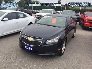 2014 Chevrolet Cruze 2LT  - Certified - $104.21 B/W
