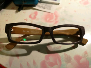 Wood Appearance Glasses Frames brand new