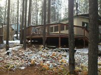Camp At Mattagami Lake,