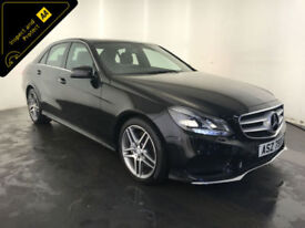 2015 MERCEDES-BENZ E350 AMG LINE DIESEL AUTOMATIC SERVICE HISTORY FINANCE PX