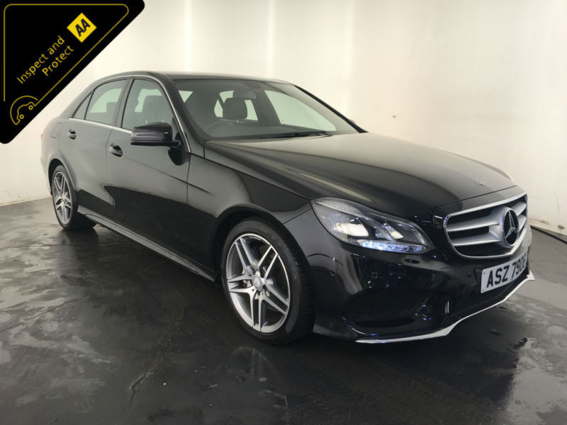 Mercedes Benz E350 History >> 2015 Mercedes Benz E350 Amg Line Diesel Automatic Service History
