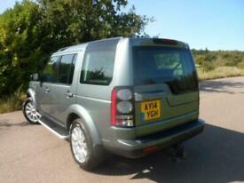 Land Rover Discovery 4 3.0SD V6 (255bhp) GS Station Wagon 5d 2993cc auto 2014 di