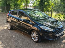 Ford, FIESTA, Hatchback, 2015, Manual, 998 (cc), 5 doors
