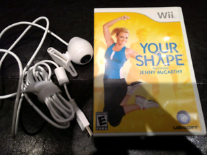 YOUR SHAPE work out game
