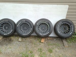 Mags 14 pouces BFGoodrich Radial T/A