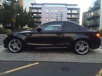 BMW 120d M sport 2010, Live Tracker, DVD, Netflix, YouTube 75,000milesFSH BMW