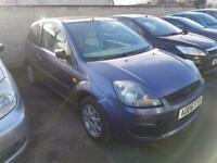 2006 Ford Fiesta 1.25 Style