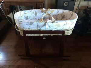 Jolly Jumper Rocking Stand for Moses Baby Basket