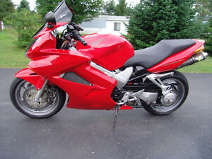 honda vfr 800 interceptor