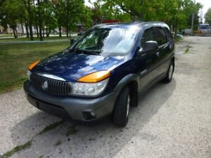2003 Buick Rendezvous CX runs excellent SUV, Crossover