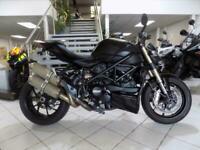 Ducati 848 Streetfighter 2012