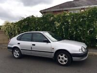 Toyota Corolla 1.3 Automatic Drives Superb 11 Months Mot
