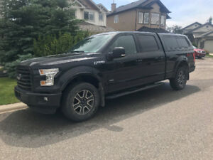 2015 FORD F150 XLT Lease Take Over (Canopy Included)