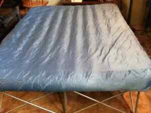 Portable Air Bed with Frame