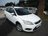 Ford Focus 1.8TDCi ( 115ps ) 2008.25MY Style 1 OWNER EX POLICE FSH