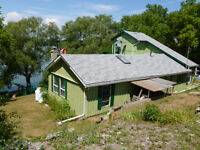 Year round waterfront home on Hay Bay.