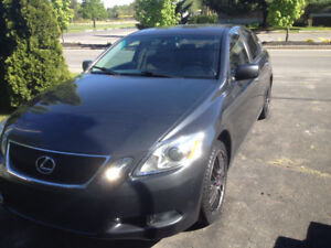 Lexus GS 300 2006, excellent condition performence sports AWD