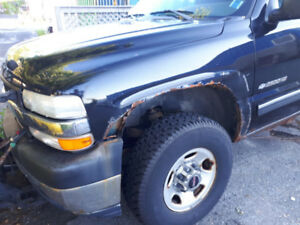 2003 Chevy Plow Truck For Sale