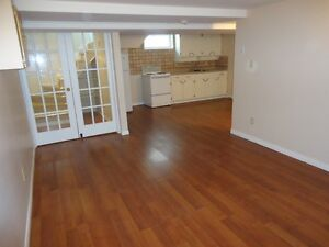 ONE BEDROOM BASEMENT SUITE CENTRAL WEST HILL