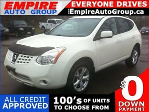 2008 NISSAN ROGUE SL * AWD * SUNROOF * POWER GROUP