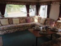 Static Caravan Clacton-on-Sea Essex 2 Bedrooms 6 Berth Pemberton Sovereign 2002