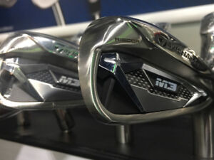 Taylormade M3 golf complete set