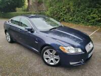 2008 Jaguar XF 2.7d Premium Luxury Auto Private PLate Full Service History 2 KEY