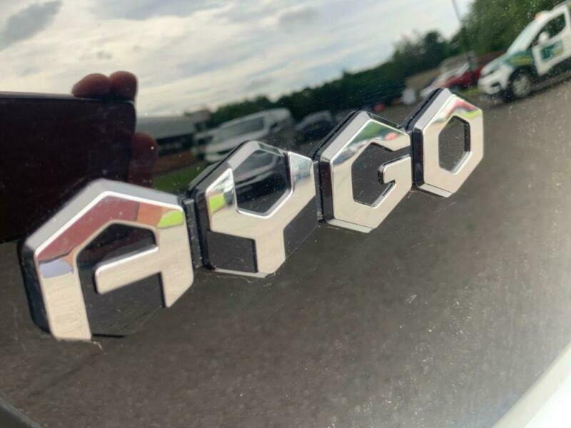 2021 Toyota AYGO X-Trend TSS 1.0 VVT-i 5dr Hatchback Petrol Manual