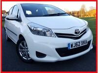 Toyota Yaris 1.4D-4D 2012MY TR DIESEL 5 DR + 1 OWNER FULL TOYOTA SERVICE HISTORY
