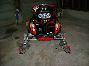 2003 ZR900 -VERY FAST SLED - TRADE FOR ATV -FULL SIZE 4X4