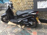Sym motorbike 125 cc