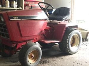 LF Old Garden Tractors