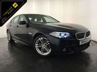 2015 BMW 520D M SPORT AUTO DIESEL 188 BHP 4 DOOR SALOON FINANCE PX WELCOME